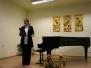 Prevzem novega koncertnega klavirja
